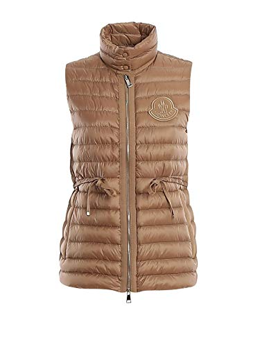 Luxury Fashion | Moncler Dames 1A10300C0355224 Bruin Polyamide Gilets | Lente-zomer 20
