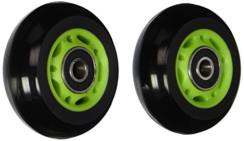 Razor PowerWing DLX Replacement Rear Wheels - Green