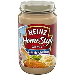 Heinz Classic Homestyle Chicken Gravy (12 oz Jar)
