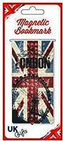 Magnetic Bookmark London Eye