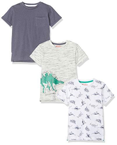 Noppies Baby-Jungen B Tee Regular Ls Burbank T-Shirt