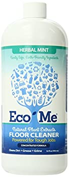 Eco-me Concentrated Muli-Surface and Floor Cleaner Herbal Mint 32 Fl Oz  Pack of 1
