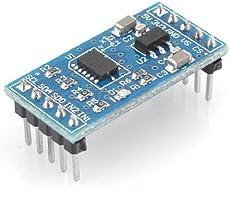 NA ADXL345 10 pin 2.54 mm Pitch SPI / 12C Accelerometer inclinometer Module