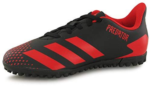 Adidas Predator 20.4 TF J, Zapatillas Deportivas Fútbol Uni