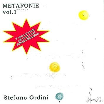 Metafonie, Vol. 1 (1° opera al mondo con suoni e cori dell'altra dimensione)
