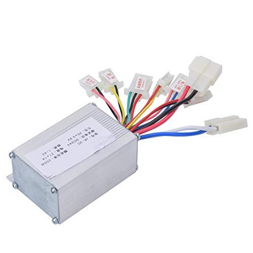 VGEBY Controlador de Cepillo de Scooter eléctrico, 24V250W Controlador de Motor de...