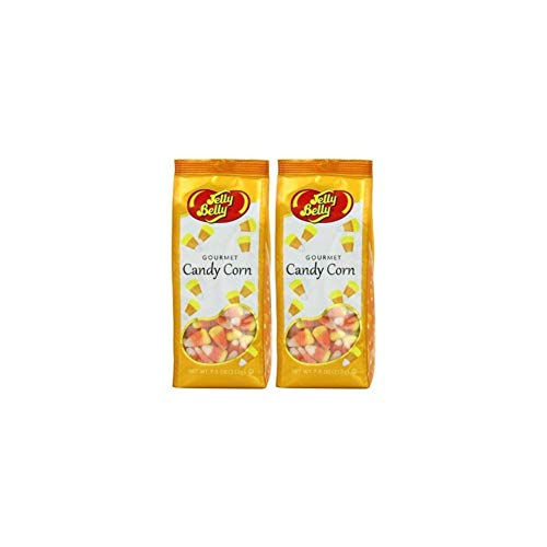 Jelly Belly Gift Bag, Gourmet Candy Corn, 7.5 Ounce (Pack of 2)