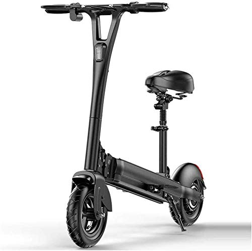 Mini Folding Electric Car Lichtgewicht en aluminium vouwfiets met pedalen Folding Pendeller Roller Portable Folding Travel Battery Car