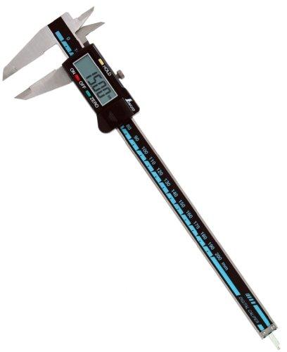 デジタルノギス 大文字 200mm ホールド機能付 19976
