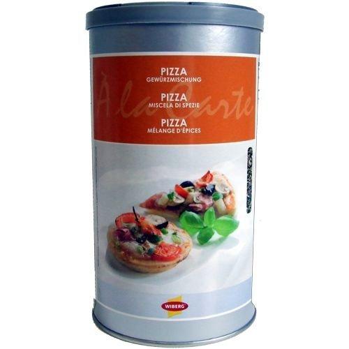 Wiberg Pizzaewürzmischung Italien, 1er Pack (1 x 190 g)