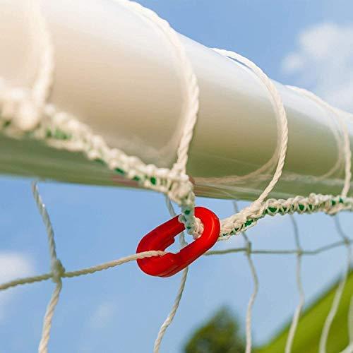 Samba 8 x 6ft Fun Goal - Portable Garden Football Goal Post