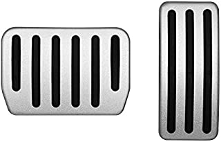 TOPlight Model 3 Pedals Set Non-Slip Performance Foot Pedal Pads Covers Anti-Slip Accelerator Foot Pedals Aluminum Car Replacement for Model 3 (Model 3 Brake & Accelerator Pedal)