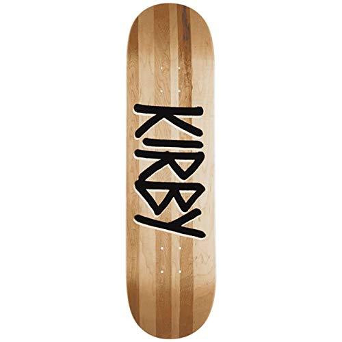 Deathwish Skateboards Skateboards Kirby Gang Name Split 8.25 x 31.5