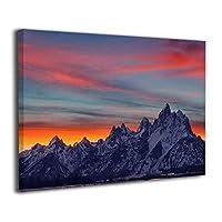 Skydoor J パネル ポスターフレーム 山 海 インテリア アートフレーム 額 モダン 壁掛けポスタ アート 壁アート 壁掛け絵画 装飾画 かべ飾り 30×20