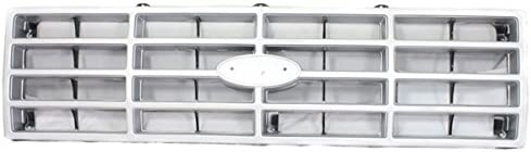 Koolzap 直営ストア 日本未発売 For 82-86 F-Series Pickup Grill Truck Assem Grille Front