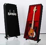 Cliff Williams (AC/DC) – Réplica de guitarra en miniatura