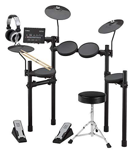 Yamaha DTX402K Compact E-Drum Kit (Set inkl. Hocker, Kopfhörer und Sticks)