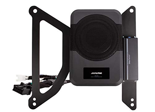 Alpine Electronics PSU-300CMY Powered Sound System Upgrade for 2018-2020 4-Door Toyota Camry Without The Optional Factory Jbl Amplified Sound System
