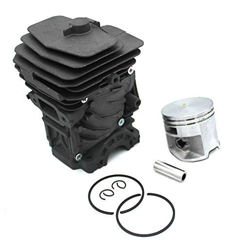 P SeekPro Nikasil Cylinder Piston Kit 44mm for Stihl MS251 MS251C MS251CBE MS251CBE-2Mix MS251 2-Mix MS251C-BEQ MS251C-BEQ Z MS251Z Chainsaw PN 1143 020 1203 1143 020 1207