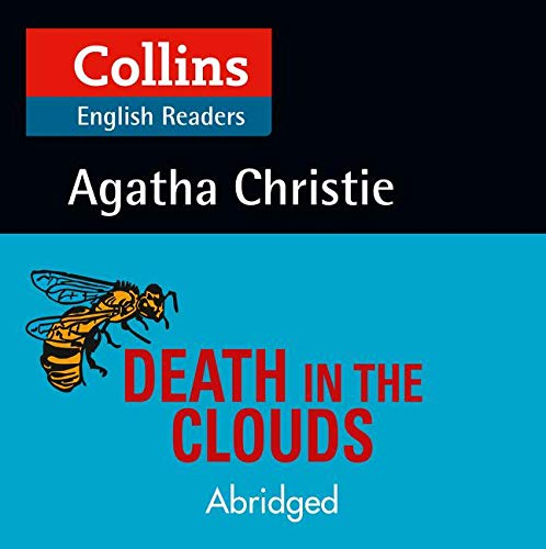 『Death in the Clouds: B2 (Collins Agatha Christie ELT Readers)』のカバーアート