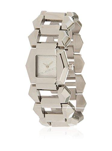 Custo Watches Reloj analogico para Mujer de Cuarzo con Correa en Acero Inoxidable CU029201
