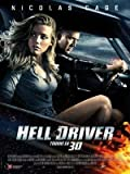 Drive Angry - Nicolas CAGE - Französisch – Film Poster