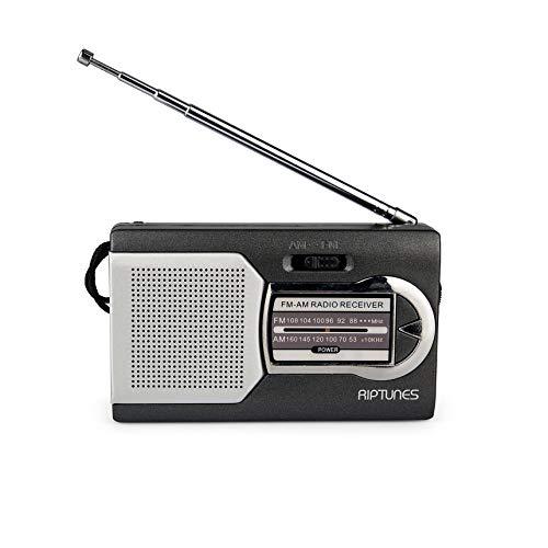 radio sin pilas fabricante Riptunes