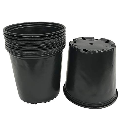 small plastic plant containers - 8