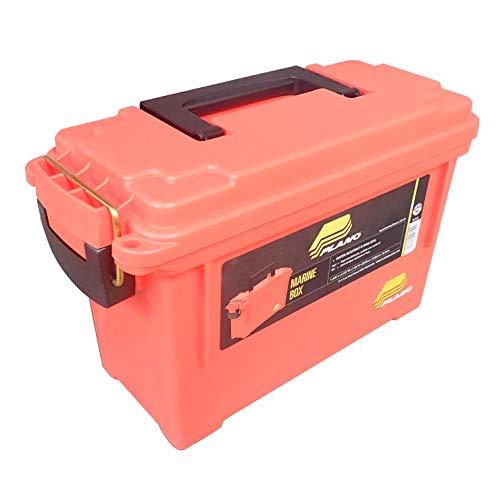 Plano 1312 Dry Storage Notfall Marine Box Orange