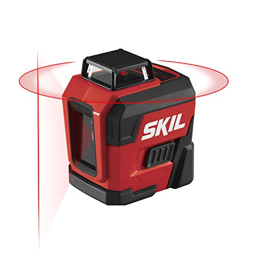 SKIL 65ft. 360° Red Laser Level