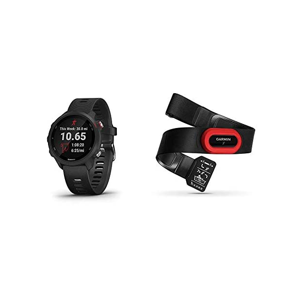Garmin Forerunner 245, Running Smartwatch with Advanced Dynamics 3