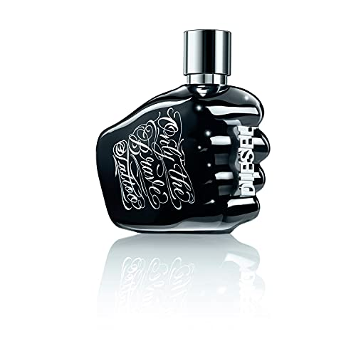 Diesel Only The Brave Tatoo Spray for Men, 4.2 Ounce