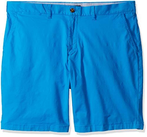 Tommy Hilfiger Casual Stretch Chino Shorts , Brillant Blue , 40