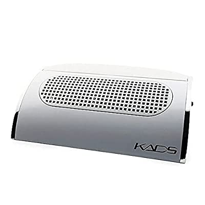 KADS Nail Art Dust Suction Collector 3 Fans Powerful Nail Dryer Tool