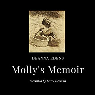 Molly's Memoir audiobook cover art
