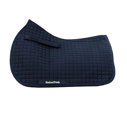 Details zu Back on Track Schabracke Springen/VS Welltex® No I schwarz mit Keramikfasern (CoB)