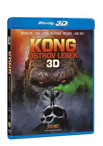 Kong: Ostrov lebek 2BD (3D+2D) / Kong: Skull Island (Tschechische Version)