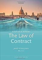 O'Sullivan & Hilliard's the Law of Contract (Core Text)