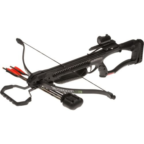 Barnett The Brotherhood M3 Recurve Crossbow