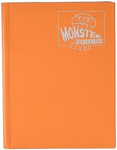 gran selección y entrega rápida Monster Monster Monster Binder Cards (9), Matte naranja by Monster Projoector  precios al por mayor