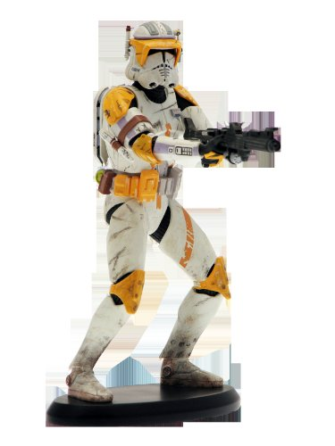 ATTAKUS Star Wars: Elite Collection: Commander Cody Firing Like Hell 1:10 Scale Statue image