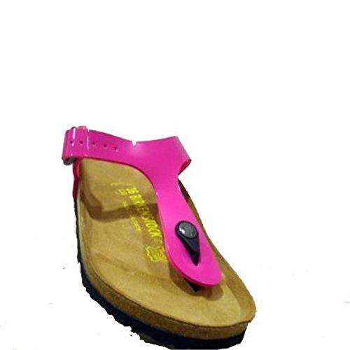 BirkenstockGizeh, Flip-Flops für Damen, Pink - Fuchsia - Größe: 40 EU
