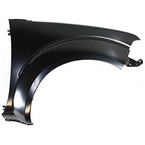 Partomotive For 05-12 Pathfinder, 05-19 Frontier Truck Front Fender Quarter Panel Right Side