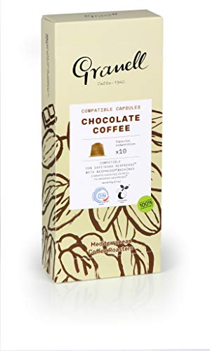 Granell - Aromas - Espresso Chocolate | Capsulas Compatibles