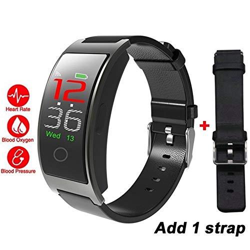 Smart Band Bloeddruk hartslagmeter polshorloge Intelligent Armband Fitness Armband Tracker stappenteller Polsband
