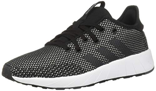 adidas Women's Questar X BYD, Black/Grey/White, 7.5 M US