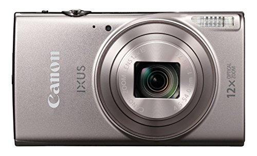 Canon IXUS 285 Compact Camera with 3-Inch LCD Screen - Silver