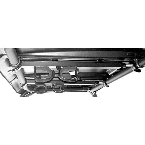 Best Price Great Day Quick Draw Overhead Gun Rack (23 - 28) for 10-12 Polaris RAN800XP