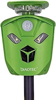 Diaotec Ultrasonic Animal Repeller
