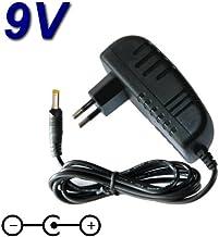 TOP CHARGEUR * Adaptateur Secteur Alimentation Chargeur 9V pour Lecteur DVD Portable..